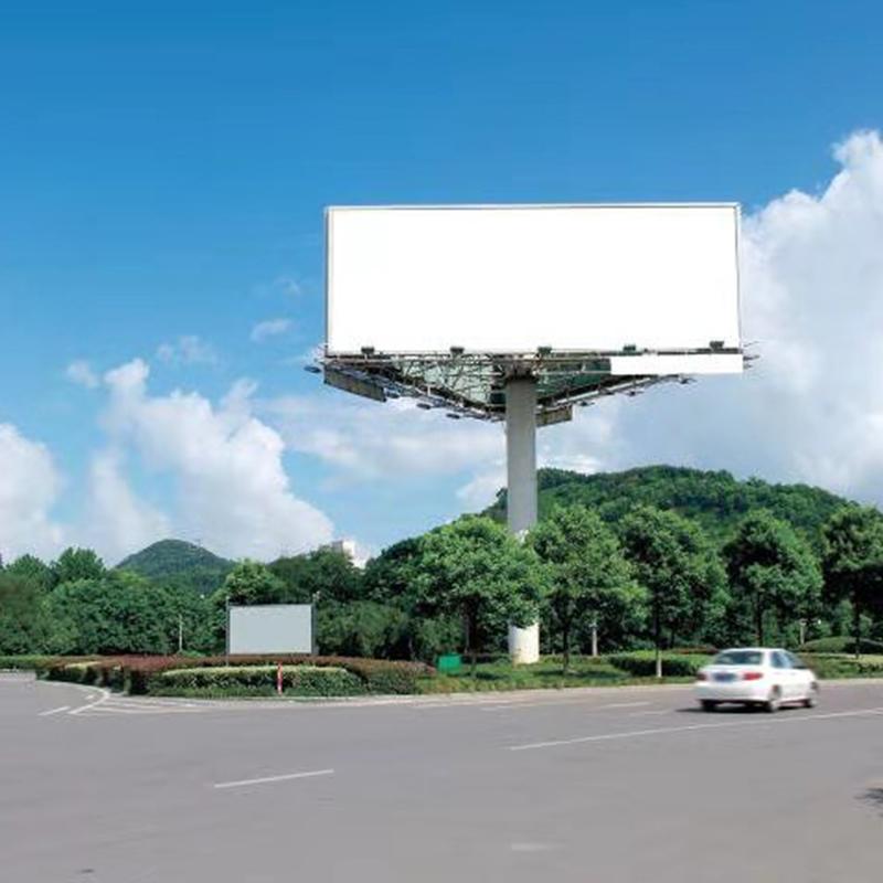 户外立柱广告安全检验检测