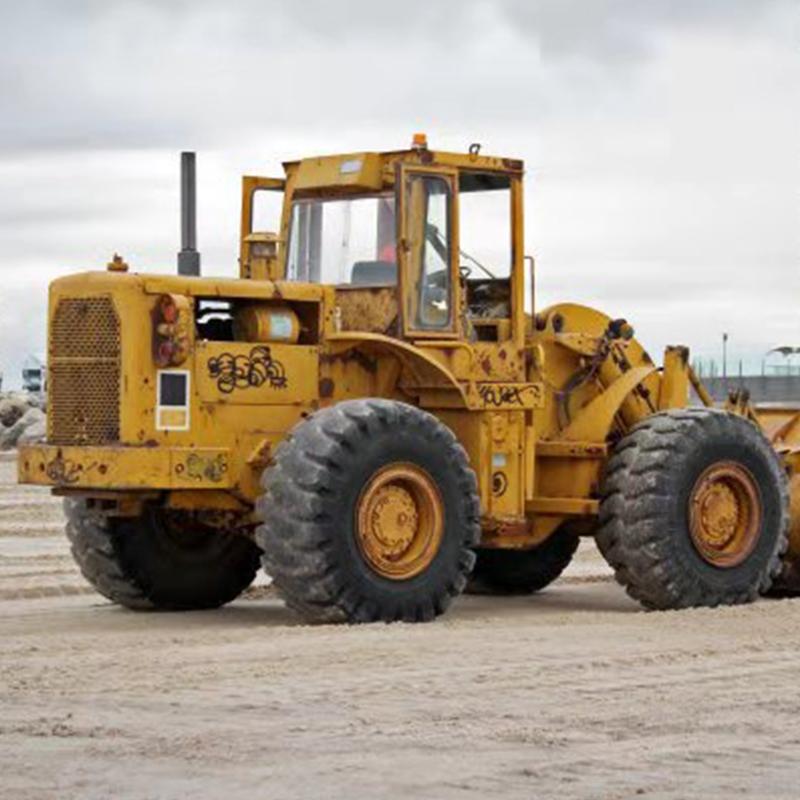 矿用轮式装载机安全检验检测